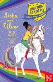 Unicorn Academy: Aisha and Silver