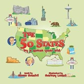 The 50 States, By a Seven-Year-Old