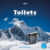 Lonely planet: toilets calender 2020
