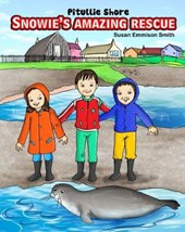 Pitullie Shore, Snowie's amazing rescue