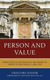 Person and Value