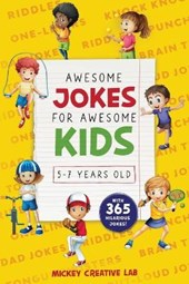 Awesome Jokes for Awesome Kids 5-7 Years Old