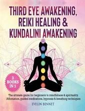 Third Eye Awaking, Reiki Healing, And Kundalini Awaking