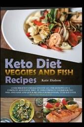 Keto Diet Veggies and Fish Recipes
