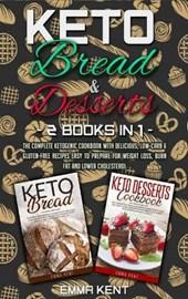 Keto Bread and Desserts