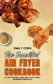 The Essential Air Fryer Cookbook