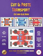 Cut and Glue Book (Cut and Paste Transport)