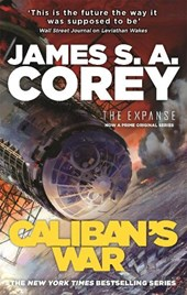 Expanse (02): caliban's war (netflix tv series)