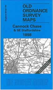 Cannock Chase and SE Staffordshire 1898