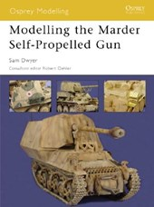 Modelling the Marder Self-Propelled Gun