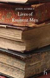 Lives of Eminent Men | John Aubrey | 9781843911616