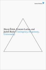 Contingency, Hegemony and Universality | Zizek, Slavoj ; Laclau, Ernesto ; Butler, Judith |