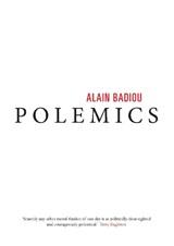 Polemics   Alain Badiou  