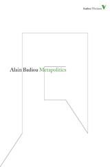 Metapolitics   Alain Badiou  