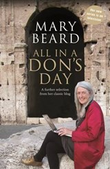 All in a Don's Day | Professor Mary Beard |