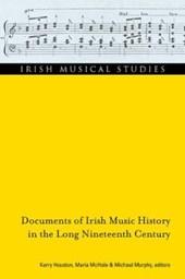 Documents of Irish music history in the long nineteenth century