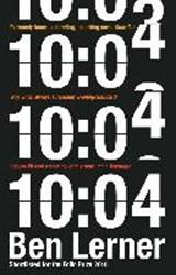 10:04   Ben (y) Lerner  