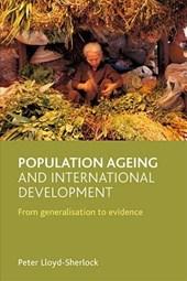 Population ageing and international development