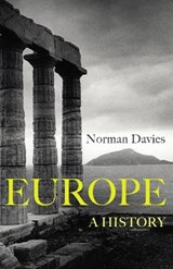 Europe: a history | Norman Davies |