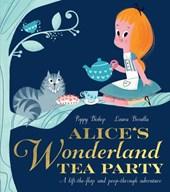 Alice's Wonderland Tea Party