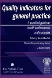 Hacker, J: Quality Indicators for General Practice