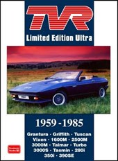 TVR Limited Edition Ultra  1959-1985