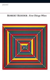 Rehder, R: First Things When