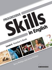 Progressive Skills in English - Course Book - Level 4 with A
