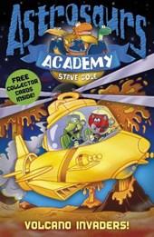 Astrosaurs Academy 7: Volcano Invaders!
