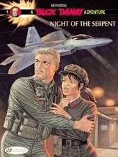 Buck Danny Vol.1: Night of the Serpent