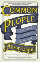 Common People | Alison Light | 9781905490387
