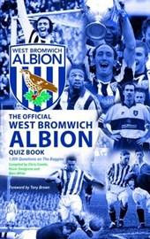 Official West Bromwich Albion Quiz Book