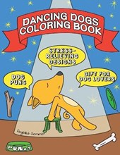 Dancing Dogs Coloring Book