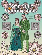 Camp Style Coloring Book