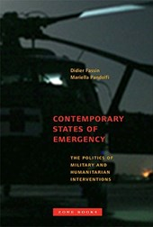 Fassin, D: Contemporary States of Emergency - The Politics o