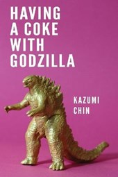 Having a Coke with Godzilla