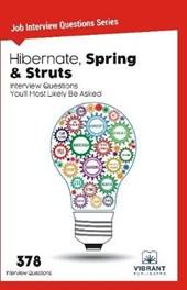 Hibernate, Spring & Struts