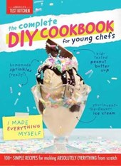 Complete DIY Cookbook for Young Chefs