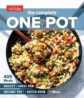 The Complete One Pot Cookbook