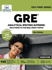 GRE Analytical Writing Supreme