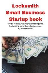 Locksmith Small Business Startup book