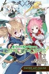 Sword Art Online: Girls' Ops, Vol. 7