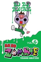 Zo Zo Zo Zombie-kun, Vol. 4