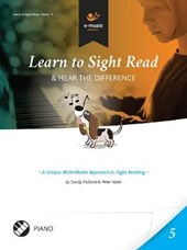 Learn to Sight Read: Piano Book 5