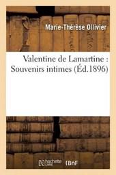Valentine de Lamartine