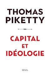 Capital et idéologie | Thomas Piketty | 9782021338041