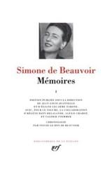 MEMOIRES 1; PLEIADE | S. De Beauvoir |