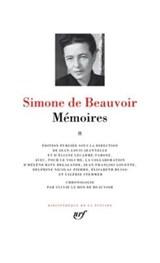 MEMOIRES 2; PLEIADE | S. De Beauvoir |
