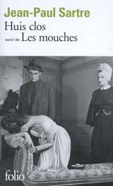 Huis clos suivi de Les Mouches   Jean-Paul Sartre  