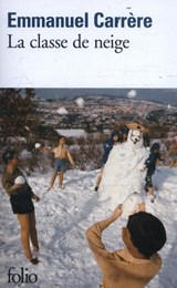 Classe de neige   Emmanuel Carrere  